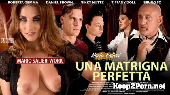 Una matrigna perfetta / A perfect stepmother [720p / MILF] SalieriXXX