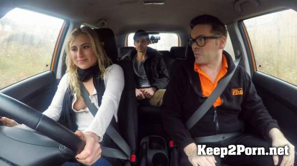 Lindsey Cruz (Horny learners squirting orgasms / 04.02.2019) [480p / Video] FakeDrivingSchool