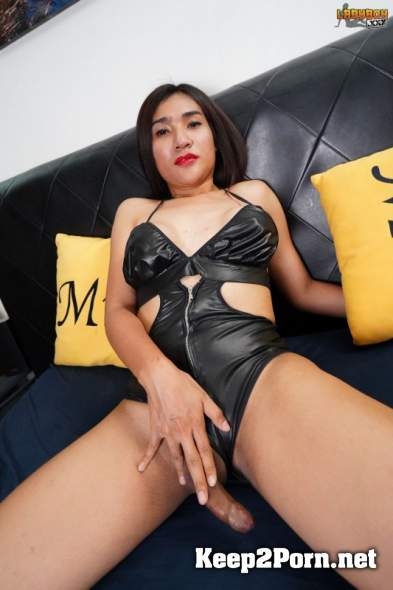 Delicate Bell In Black! 05 Feb 2019 (FullHD / Shemale) LadyBoy