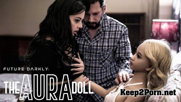 Whitney Wright - Future Darkly: The Aura Doll (2019-02-14) (MP4, SD, Anal) PureTaboo