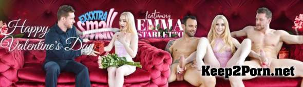 Emma Starletto - Valentines Day Double Dick Down [FullHD 1080p] ExxxtraSmall, TeamSkeet
