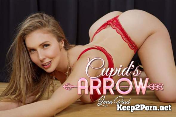 Lena Paul (Cupid's Arrow / 14.02.2019) [Oculus Rift, Vive] (UltraHD 2K / MP4) BaDoinkVR