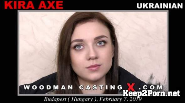 Kira Axe - Casting with Anal and DP [SD 540p] WoodmanCastingX