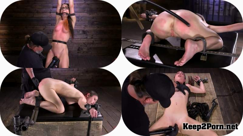 Serena Blair - Leather, Wood, and Steel with Serena Blair (21.03.2019) (BDSM, SD 540p) DeviceBondage, Kink