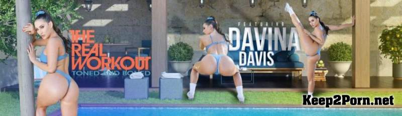 Davina Davis - One More Rep [HD 720p] TeamSkeet, TheRealWorkout