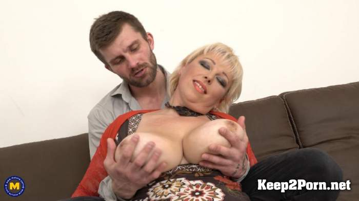 Venus (37) - Big breasted mature Venus loves getting fucked hard by a younger guy who loves big tits (Mature, FullHD 1080p) Mature.nl, Mature.eu