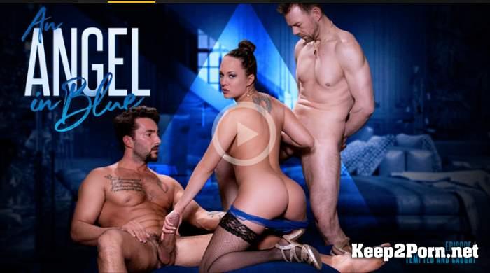 Porn angel blue Blue Angel