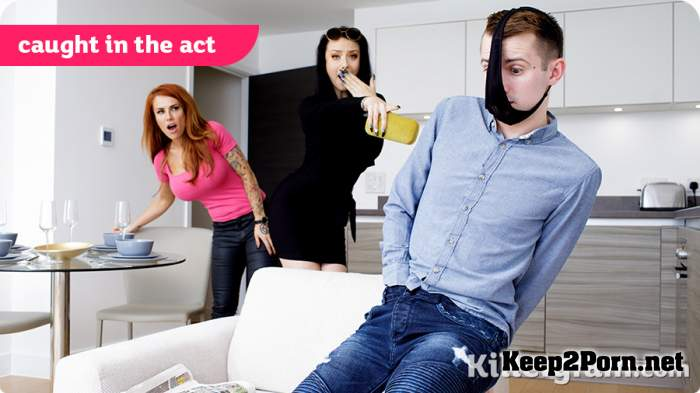 Alessa Savage - Caught In The Act (13.04.2019) (MP4 / HD) Killergram
