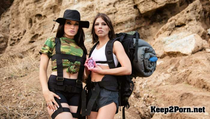 Adriana Chechik, Kissa Sins (Sapphic Curse Of Tthe Crystal Skull) [1080p / Lesbians] GirlsWay