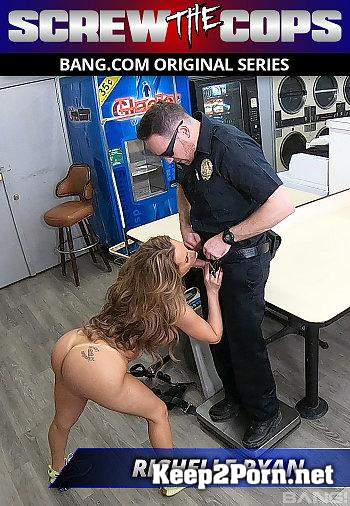 Richelle Ryan (Richelle Ryan Runs From The Cops And Gets Her Pussy Fucked In A Laundromat) (SD / Video) Bang Screw The Cops, Bang