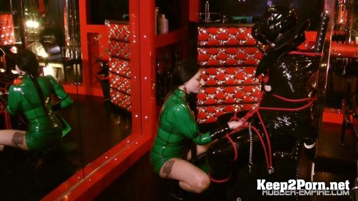 Total Control Over My Rubber Object (HD / Femdom) Rubber-Empire