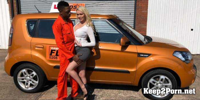 Amber Jayne - Longwood goes deep into Amber Jayne (06.05.2019) (MP4, FullHD, Video) FakeDrivingSchool