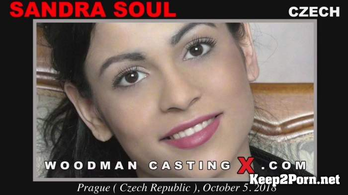 Sandra Soul (Casting X 206 * Updated 3 * Hardcore / 02.05.2019) (MP4, SD, Anal) WoodmanCastingX