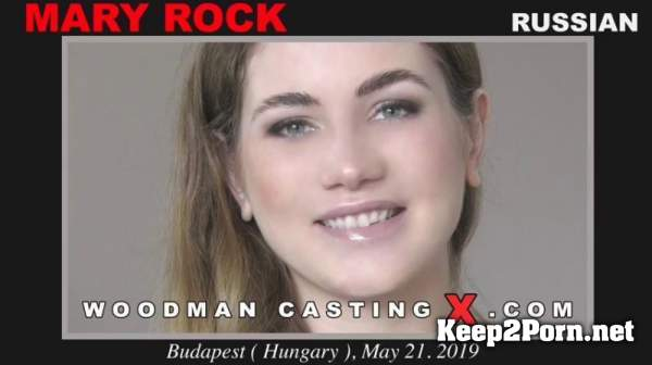 Mary Rock (Casting X 209 * Updated * / 16.06.2019) (SD / MP4) WoodmanCastingX