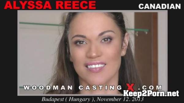 Alyssa Reece (Casting X 210 * Updated * / 28.06.2019) [SD 480p] WoodmanCastingX