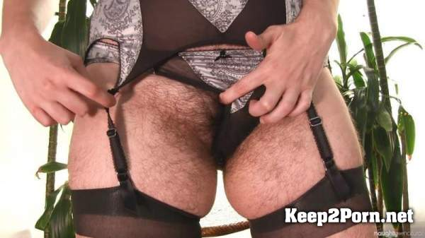 Hairy Lingerie Harley Hex 02.07.2019 (MP4 / FullHD) NaughtyNatural