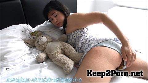Cheshire - Panty Messing During Nap (MP4, FullHD, Scat) ScatShop
