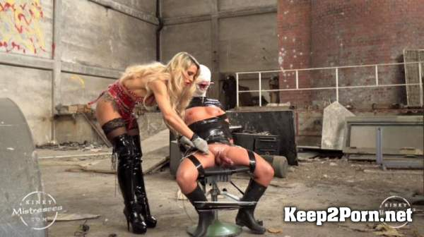 Punished In The Old Factory By Calea Toxic (HD / Femdom) KinkyMistresses