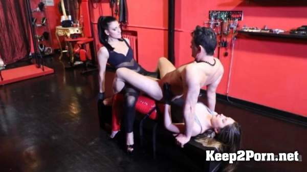 Mistress Iside Double Strap-On Penetration (FullHD / Femdom) MistressIside, Clips4sale