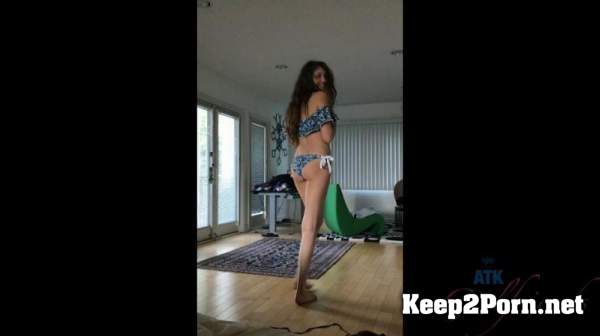 Elena Koshka (BTS of Elena Koshka!) (MP4, FullHD, Video) ATKGirlfriends