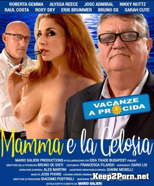 Roberta Gemma - Mom And The Jealousy / Mamma e la Gelosia (MP4 / HD) SalieriXXX