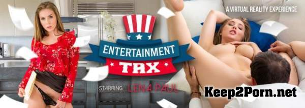Lena Paul (Entertainment Tax / 17.05.2019) [Oculus Rift, Vive] (MP4 / UltraHD 4K) Virtual Reality