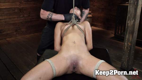 Katya Rodriguez - Katya Rodriguez: Hogtied Newcomer Bound and Tormented in Bondage (07.11.2019) (MP4 / HD) Hogtied, Kink