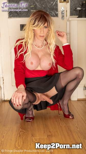 Joanna Jet / Me and You 386 / Red and Black (20 Dec 2019) (FullHD / MP4) JoannaJet
