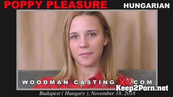 Poppy Pleasure (23.12.2019) (SD / BDSM) WoodmanCastingX
