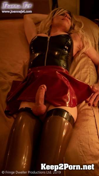 Joanna Jet / Me and You 387 / Candlelight Latex (27 Dec 19) (MP4 / FullHD) JoannaJet