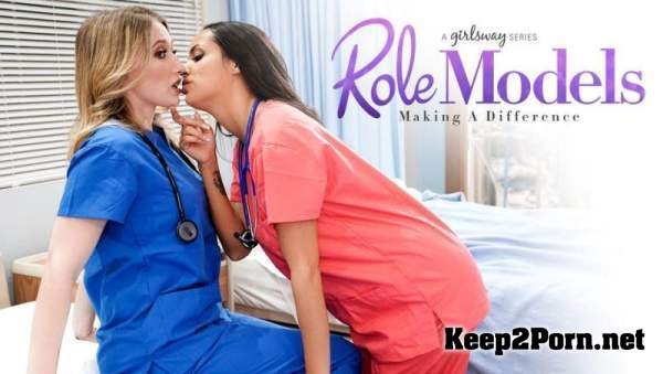 Riley Reyes, Sofi Ryan (Role Models Making A Difference) [HD 720p] GirlsWay