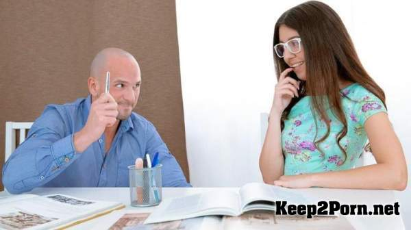 Katty West (Glasses lead to massive facial) (MP4, SD, Anal) Anal-Angels, TeenMegaWorld