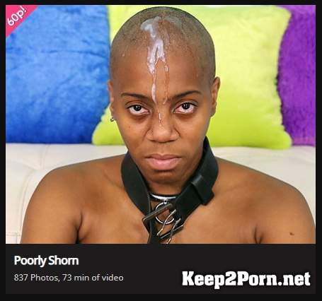 Poorly Shorn (FullHD / Pissing) GhettoGaggers
