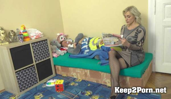 Brittany Bardot (Blonde cougar pampers guy to fuck / 25.05.2020) (MP4 / UltraHD 2K) CzechDeviant