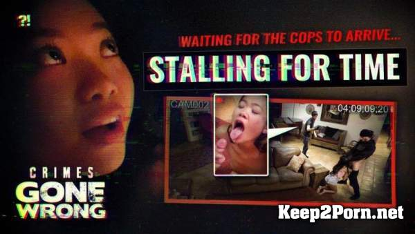Vina Sky (Crimes Gone Wrong Stalling For Time) (MP4, HD, Teen) AdultTime