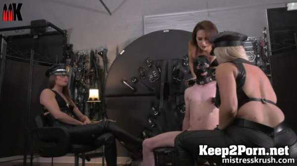 Punished For Escaping From His Cage / Femdom (FullHD / Femdom) MistressKrush