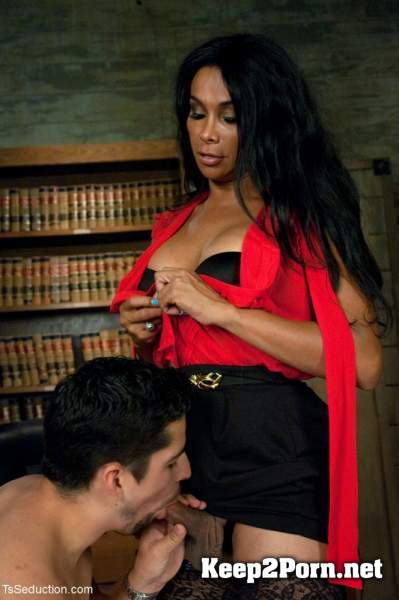 S. Jack and Vaniity / Shemale On Male (HD / MP4) TsSeduction, Kink.