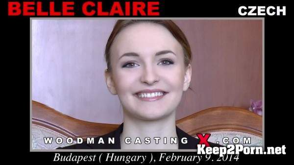 Belle Claire Casting * Updated 2017-01-08 * (MP4, FullHD, Anal) WoodmanCastingX