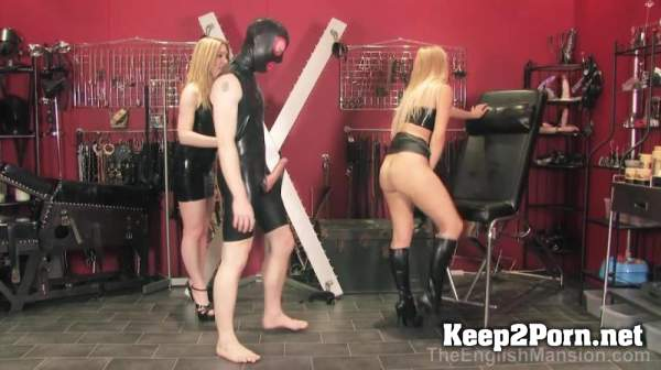 Miss Suzie, Mistress Sidonia - Agony For Ecstacy - Complete Movie / Humiliation [FullHD 1080p] TheEnglishMansion