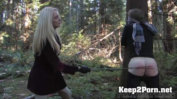 Mistress Eleise De Lacy - Forest Game - Complete Film / Femdom [1080p / Femdom] FemmeFataleFilms
