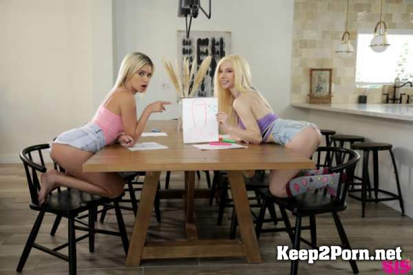 Kenzie Reeves & Kiara Cole - My Best Friend Is Obsessed With My Brother (31.07.20) [360p / Video] BrattySis
