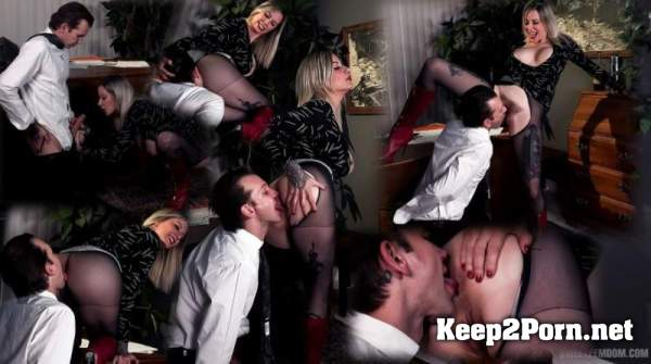 Madeline Marlowe - Hot Secretary: Using Her Boss's Tongue (07.08.2020) [HD 720p] SweetFemdom