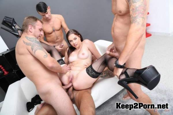 DAP Destination goes Wet, Keira Flow Balls Deep Anal, First DAP, Gapes, Pee Drink and Swallow GIO1599 / 29.09.2020 (MP4 / HD) LegalPorno, AnalVids