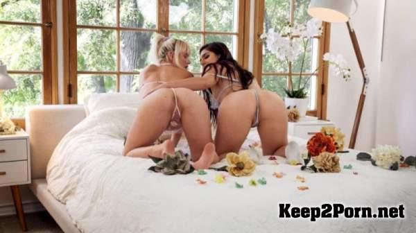 Jessie Saint Lesbian Porn