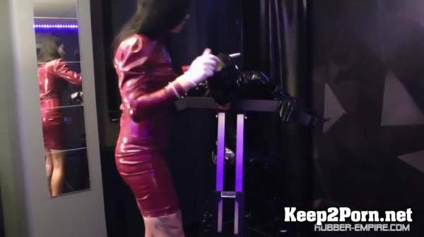 Lady Ashley - Docking Station / Strapon (Femdom, FullHD 1080p) Amator