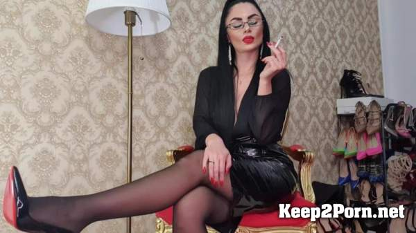 Goddess Ambra - Cured by the Sex Therapisst [FullHD 1080p] IWantClips