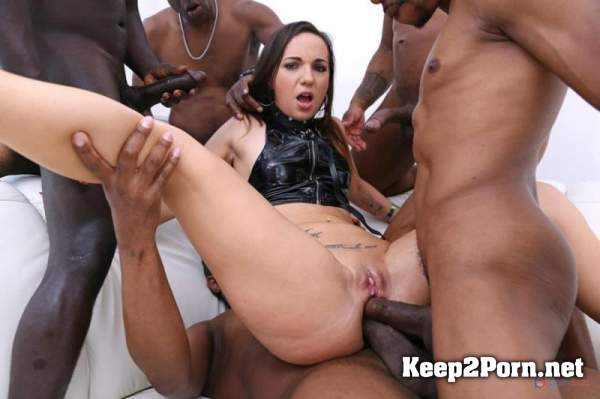 Kristy Black VS 5 BBC with DP, DAP, DVP, anal rimming and creampie eating SZ2521 / 13.10.2020 (MP4 / HD) LegalPorno, Gonzo