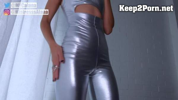 Weak For Shiny Outfits Cum Countdown / Femdom (mp4 / FullHD) MistressAlana