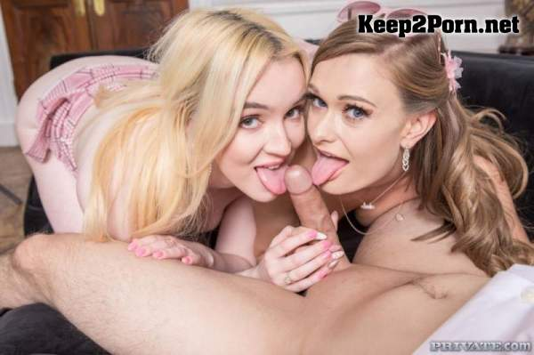 Honour May & Lana Harding - Stars In Hot Threesome (30.10.2020) (MP4, SD, Lesbians) TightAndTeen, Private