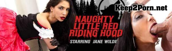 Jane Wilde - Naughty Little Red Riding Hood (30-10-2020) (FullHD / Video) Throated